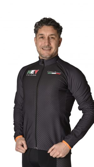 Giacca Softshell Invernale Ciclismo (M)