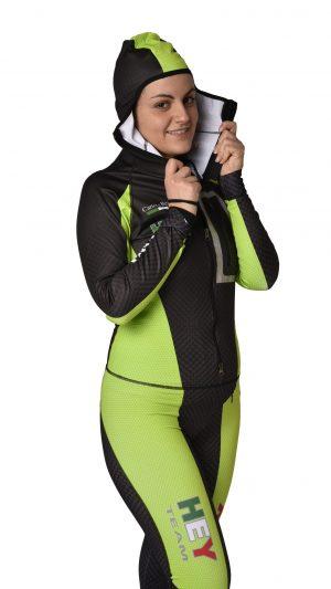 Tuta ski alp verde Ccapp hey team (1)